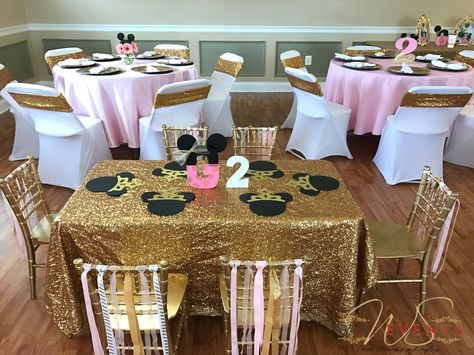 Minnie Mouse Birthday Party Ideas | Photo 7 of 17