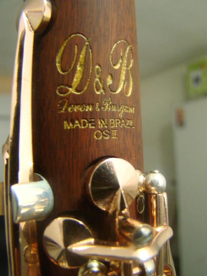 clarinete Devon & Burgani - detalhes   Clarinet Devon ...