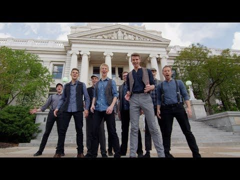 "BYU Students Did A One-Shot A Cappella ""Newsies"" Medley Tribute And It's Amazing"
