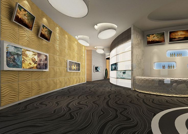 46 best 3D Bamboo Eco Wall Tiles images on Pinterest | 3d wall ...