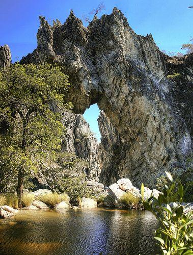 Parque Nacional da Chapada dos Veadeiros - Goiás - Brasil