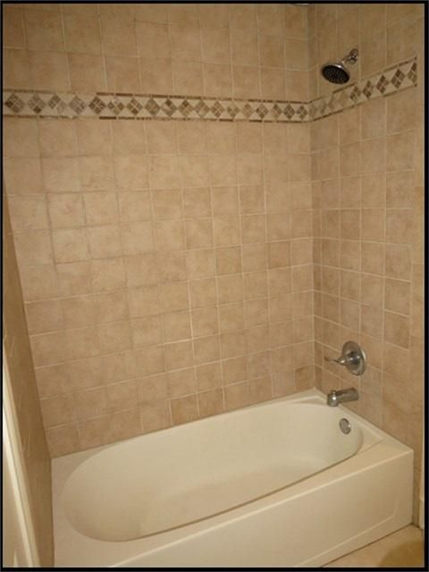 Tile around bathtub shower combo google search for Find bathroom contractor