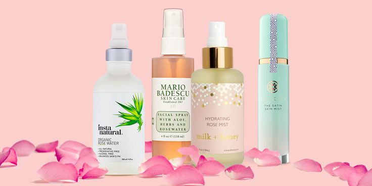 Give Your Skin a Dewy Glow With These Top-Rated Rose Water Sprays