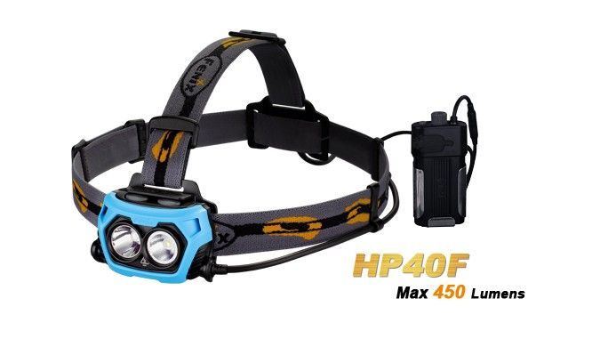 The Fenix HP40 is a Christmas Gift that any fishing enthusiast will be delighted to receive. This Smartly designed Headlamp has independent White & Blue LEDs. The blue light lets the fisherman (or woman) work without disturbing the fish. The white beam is powerful and has a beam throw of up to 110m. The headlamp is weather proof to IPX6 so will withstand heavy rain. Everything someone going fishing would want from a light really. Full spec…