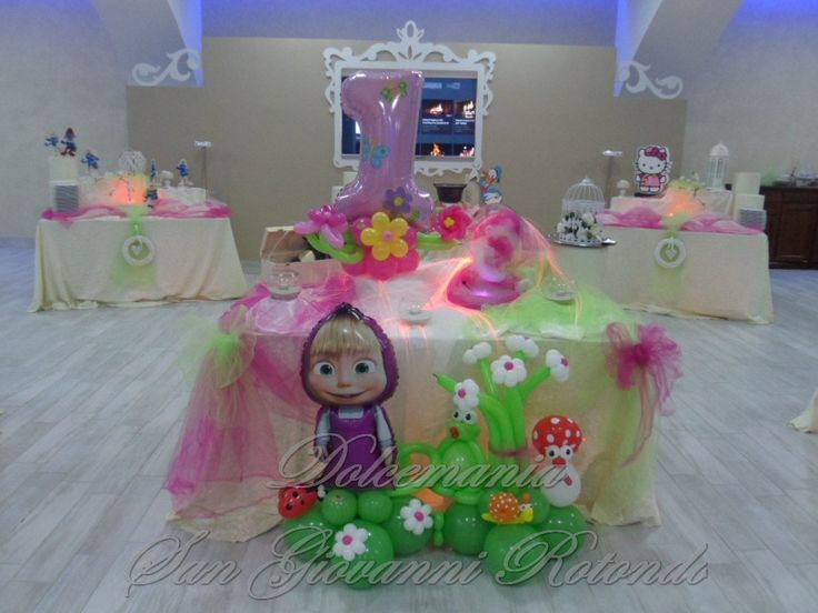 #masha #orso #palloncini #puglia #mashaeorso #mashaandthebear #balloons #birthday #party #fun