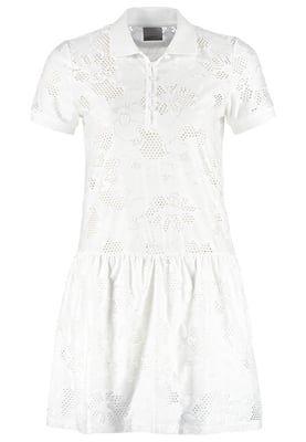 Robes Vero Moda VMLACE - Robe d'été - snow white blanc: 20,23 € chez Zalando (au 23/06/16). Livraison et retours gratuits et service client gratuit au 0800 740 357.