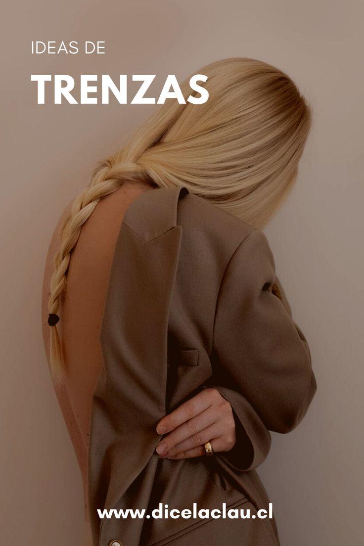 Mira acá ideas de trenzas para lucir tu hermoso cabello rubio. Pretty Hairstyles, Hair Care, Fashion, Beautiful Blonde Hair, Hair Medium, Easy Hair, Haircolor, Cornrows, Tumblr Clothes