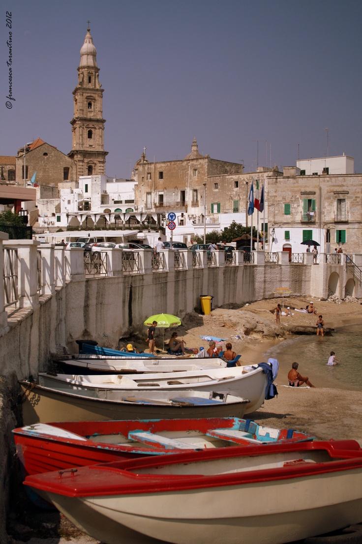 Monopoli (Porta Vecchia), Puglia - Italy