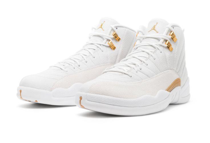 The Air Jordan 12 OVO White Kicks Off October