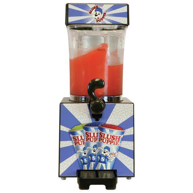 Slush Puppie machine, £59.99, Argos