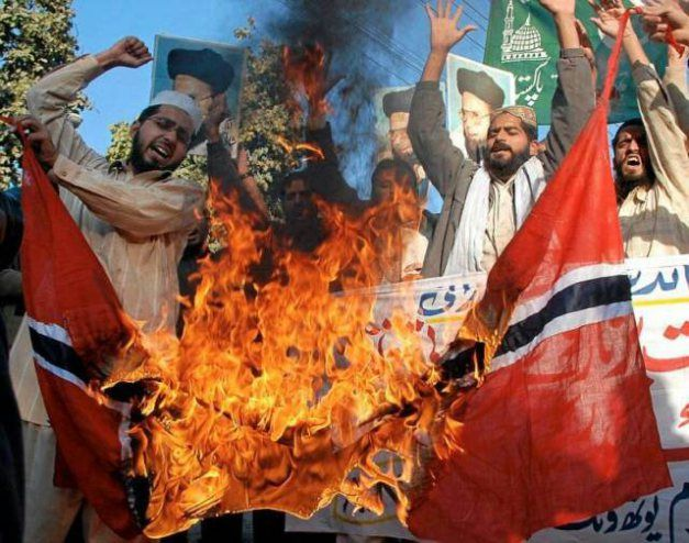 Muslims in Norway now demand a separate state, Greece will soon see similar!