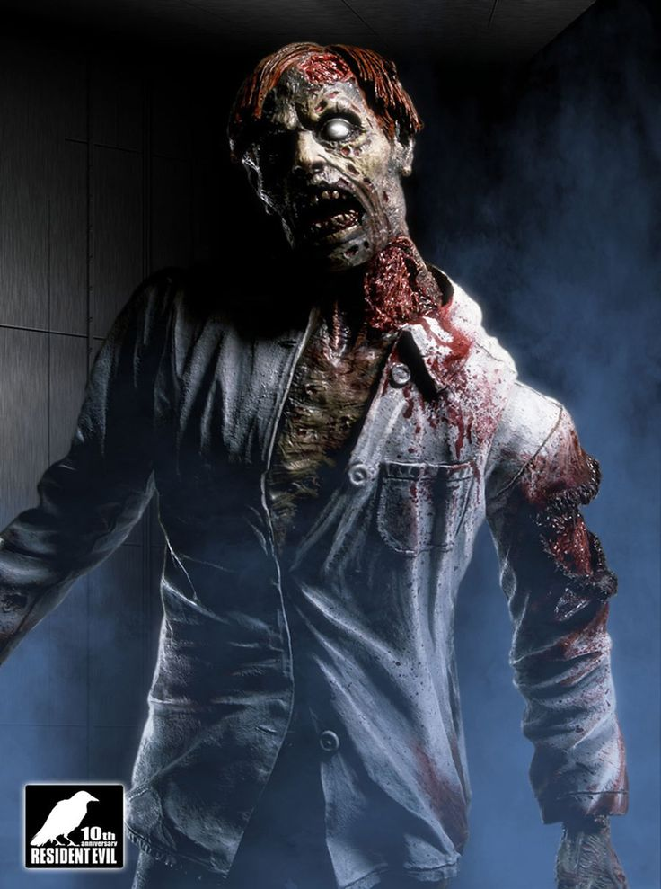 Zombie from Resident Evil (Remake)