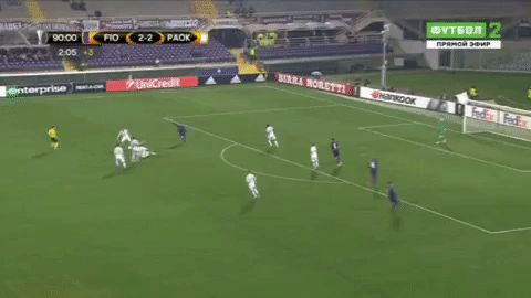 soccer winner fiorentina paok garry rodrigues via diggita.it