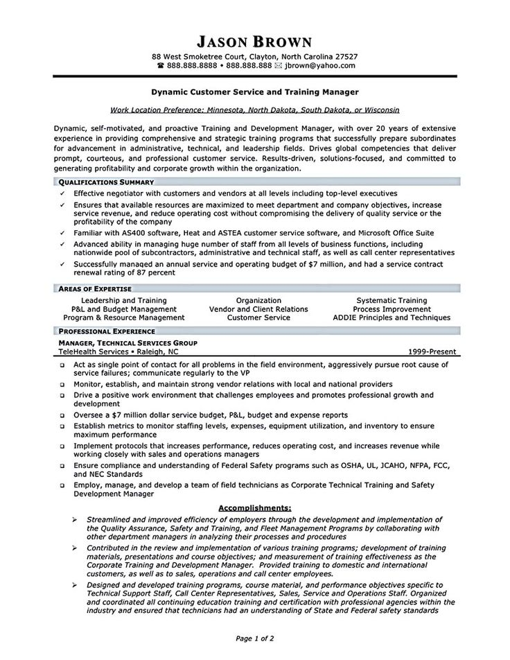 Call Center Supervisor Resume Impressive 31 Best Resume Services Images On Pinterest  Resume Tips Resume .