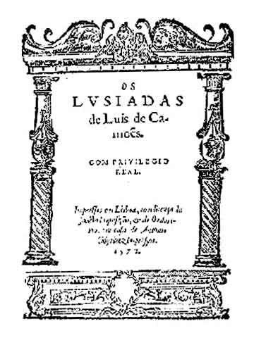 Página de rosto da primeira edição de