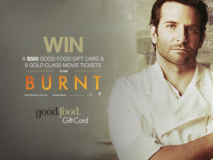 WIN the Ultimate Food Lover prize pack thanks to Good Food Gift Card ($680 value)