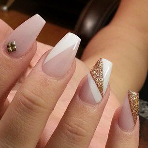Nude, White & Gold