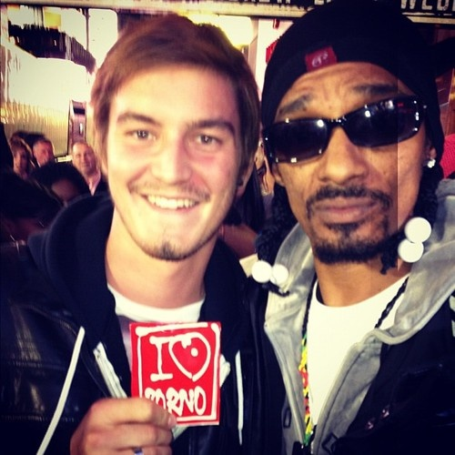Jay from our crew feat. Uncle Snoop Dogg.
