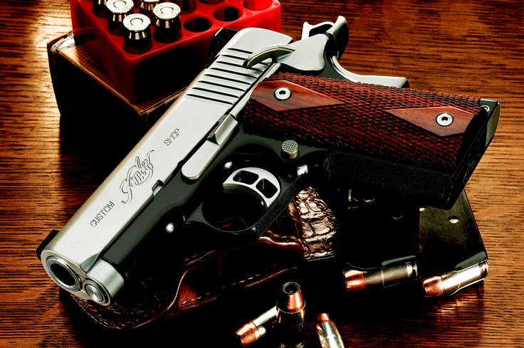 Kimber Ultra CDP II - best gun I've ever shot.  I want one - soon!