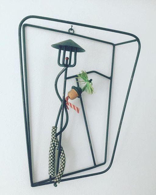 Stringtavla från 50 talet i 3D av Bror Bonfils Danmark.  #stringtavla  #brorbonfils  #brorbonfilsdanmark  #reteo  #samlerobjekt  #samlarobjekt