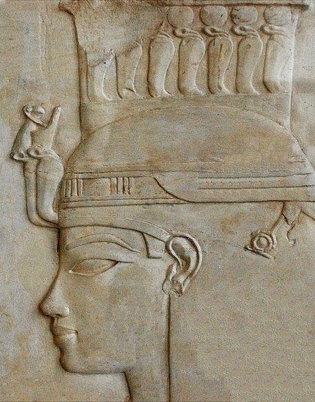 Queen Teje, Wife of King Amenophis III, Mother of King Akhenaten, Grandmother of King Tutankhamun. Modify 2