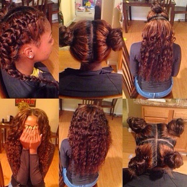 188 best sew in protective styles images on pinterest braids vixen sew in pmusecretfo Image collections