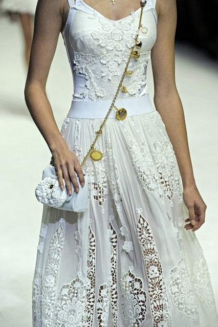 Beautiful WHITE..........  Broderie Anglaise
