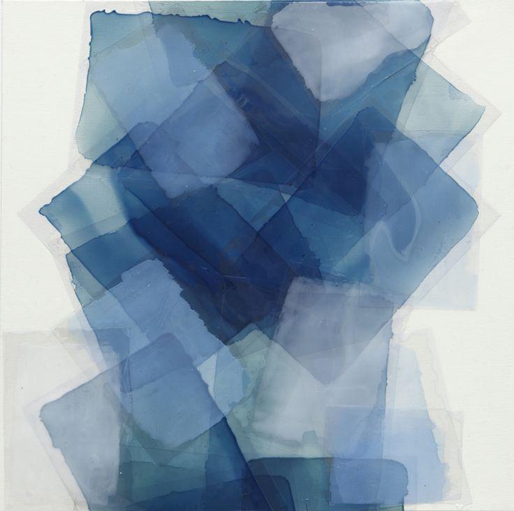 V1 V4 4  Particular Mixed media on canvas #art #installation 2013