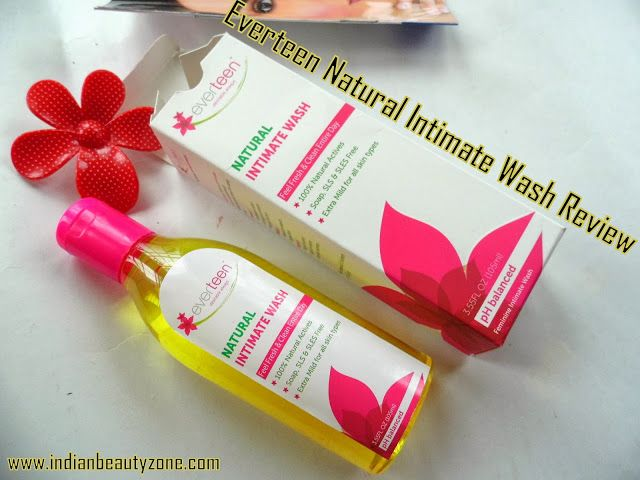 I hope everybody of us aware of intimate wash now a days. It is important ti keep our intimate parts clean and hygiene. To be frank I was not aware of these kind of products until I get pregnant. When I started to go regular check ups for a leading clinic, there the gynecologist suggested me this kind of product. after that I have started using intimate wash regularly. Let us see this Everteen Natural Intimate Wash Review in detail...