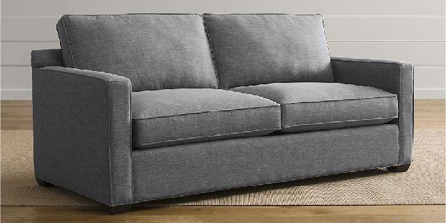 Strange Crate And Barrel Davis Sofa Bed Sofa Small Sleeper Sofa Inzonedesignstudio Interior Chair Design Inzonedesignstudiocom