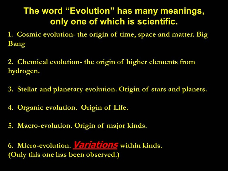 biblical creationism vs macroevolution essay Introduction macroevolution is the study of long-term evolutionary change life has been present on earth for approximately 3500 million years and in that.