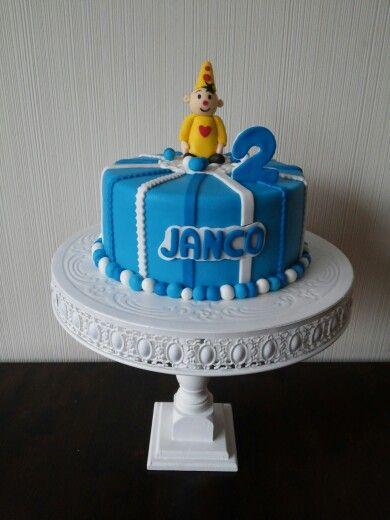 Bumba taart/ bumba cake