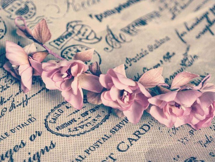 Silk Flowers Somebana Technique www.cameliavlad.ro www.etsy.com/shop/camelliasilkflowers