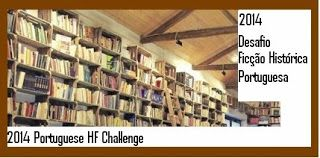 2014 Portuguese Historical Fiction Challenge