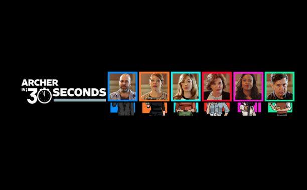Archer cast explains the entire series in 30 seconds   EW.com