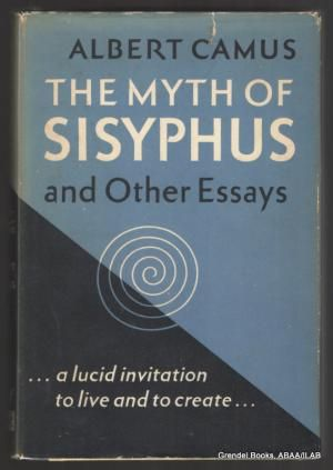 Myth Of Sisyphus And Other Essays  Unpacking  Pinterest  Nobel  Myth Of Sisyphus And Other Essays  Unpacking  Pinterest  Nobel Prize  Winners Nobel Prize And Books Fahrenheit 451 Essay Thesis also High School Narrative Essay  What Is A Thesis In An Essay