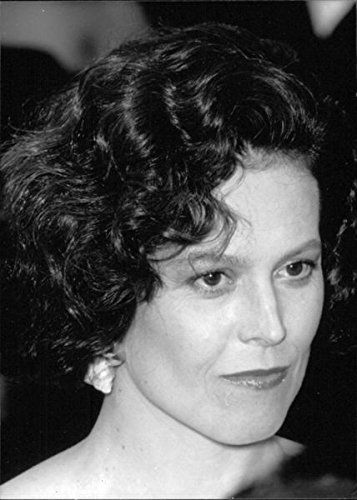 Vintage photo of Sigourney Weaver looking. @ niftywarehouse.com #NiftyWarehouse #Ghostbusters #Movie #Ghosts #Movies #Film