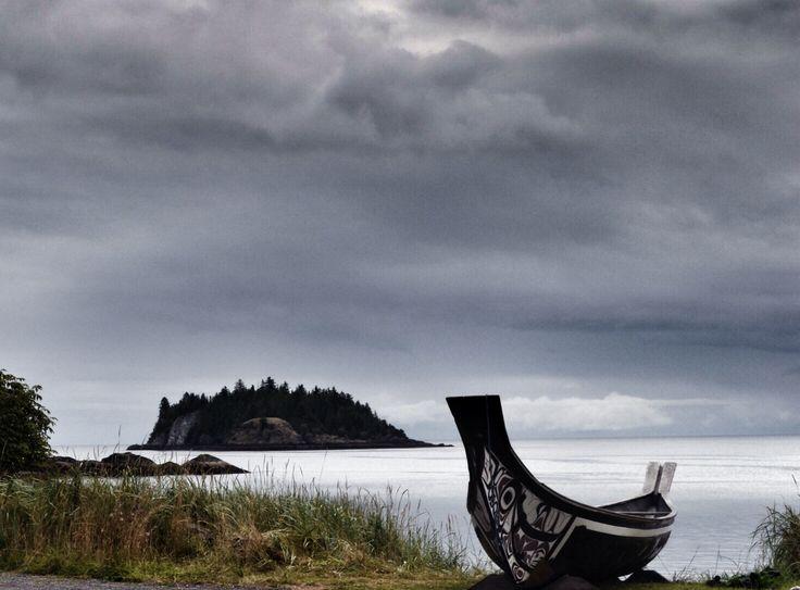 Skidigate, Haida Gwaii