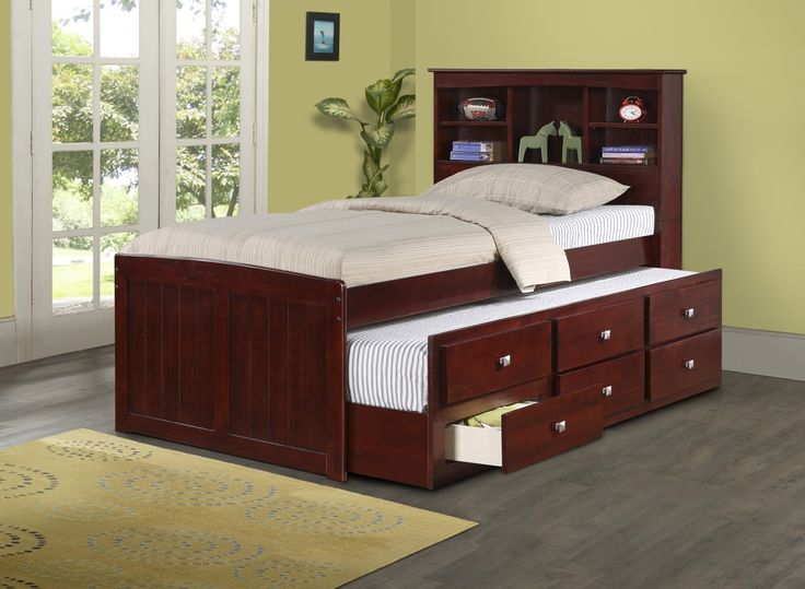 Best 25 Twin Bed With Trundle Ideas On Pinterest