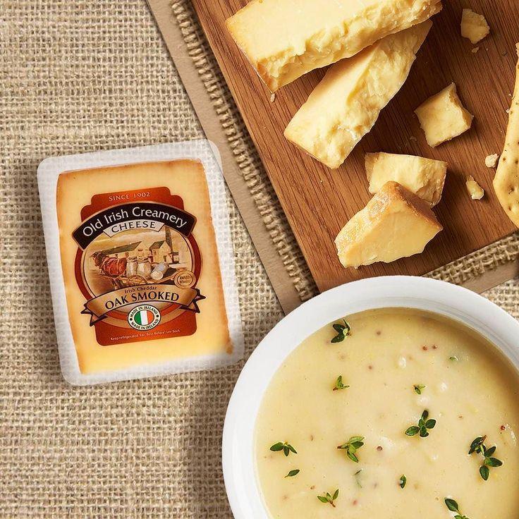 اولدإيرش جبنة تشيدار كريمية متوفرة في #ثلاجات_الألبان_سيفكو في #سيفكو Old Irish Creamery Cheddar  Available In #saveco_dairy_fridges In #saveco
