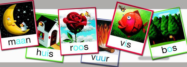 kern 1: ik - maan - roos - vis - Veilig leren lezen - Zwijsen