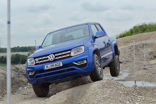 Volkswagen Amarok (2016) first drive: A tough toiler in smart trousers - https://www.aivanet.com/2016/06/