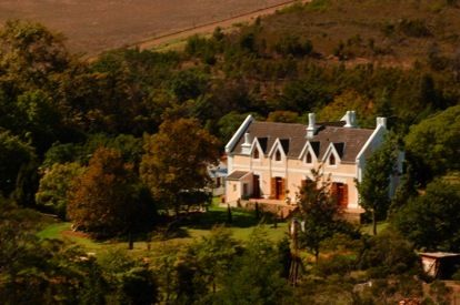 Caledon Accomodation, Caledon Grace - If at Die Woud