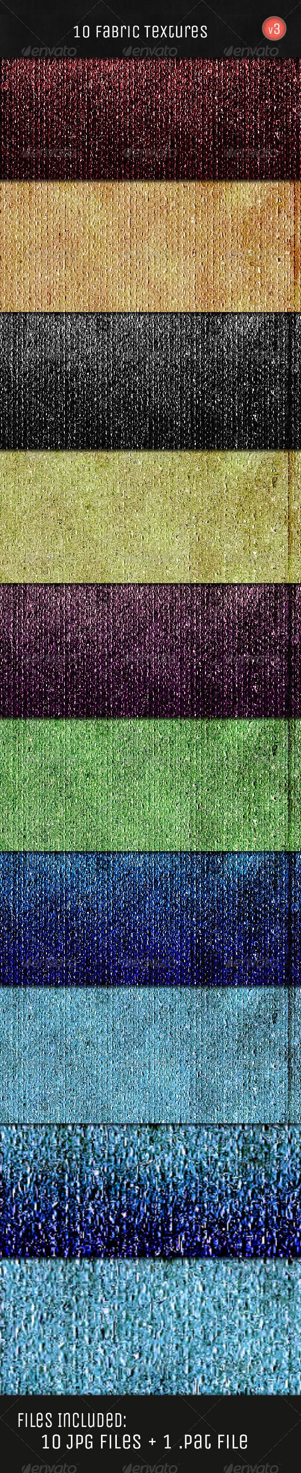 Fabric Color Textures V3