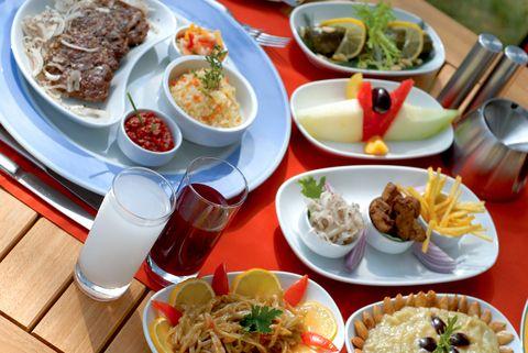 Raki and Mezes - Tasty combination! #anatolia #turkey #travel #holiday #summer #love #vacation #culture #history #paradise #photography #photo #food #istanbul