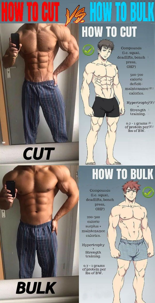 10 Rules For Building Muscles On Bulking Phase
