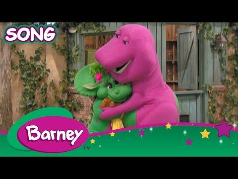 Barney - The Ants Go Marching (SONG) - YouTube