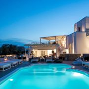 Mykonos Princess: Mykonos Princess Hotel is the winner of Tripadvisor's Traveler's Choice award and was crowned one of the Top 25 Hotels in Greece 2017. Make sure to book this gorgeous hotel for your next Grecian vacation.