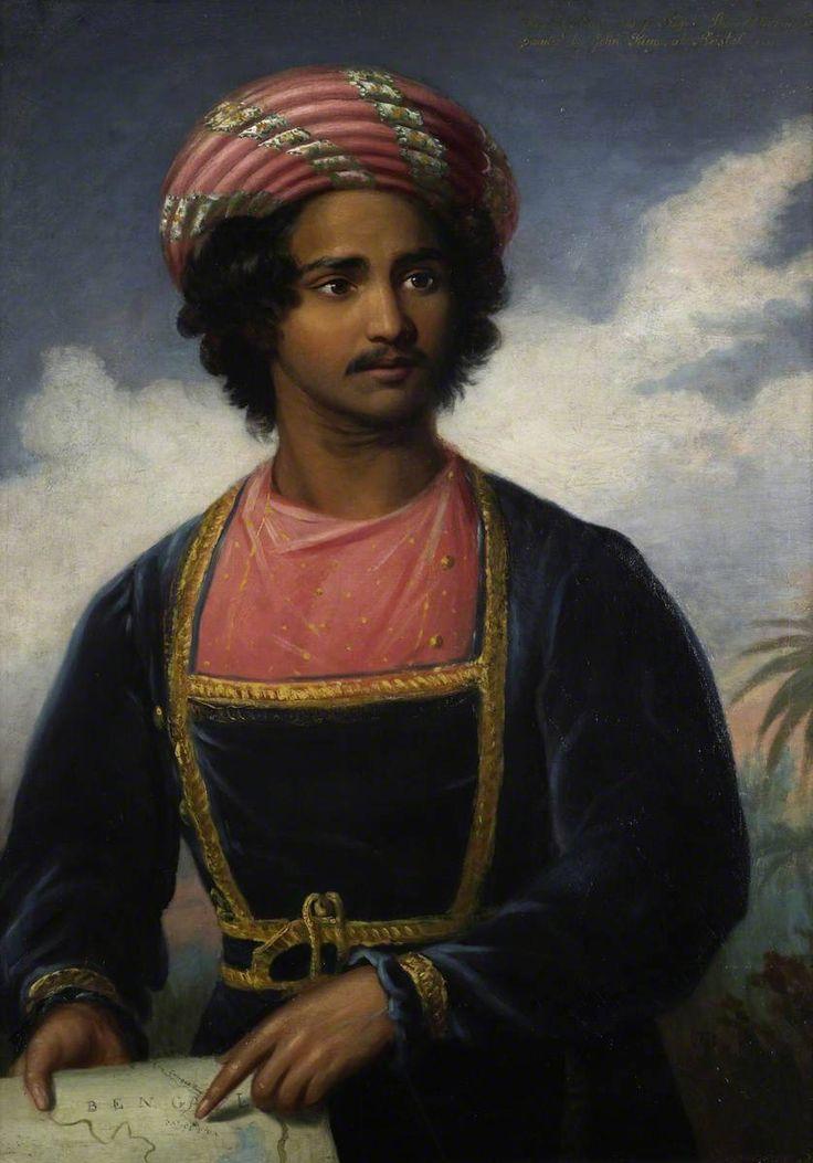 John King, Raja Ram Roy, Son of Raja Ram Mohan Roy... - somanyhumanbeings