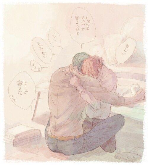 46 Best Akashi*Midorima Images On Pinterest